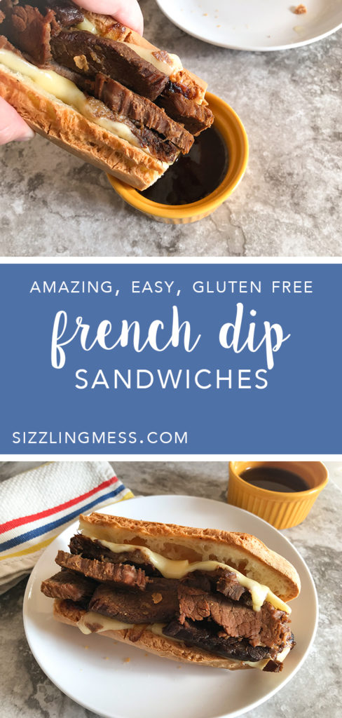 Gluten free French Dips